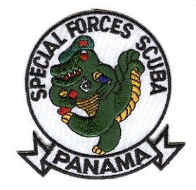 7th sf group patch